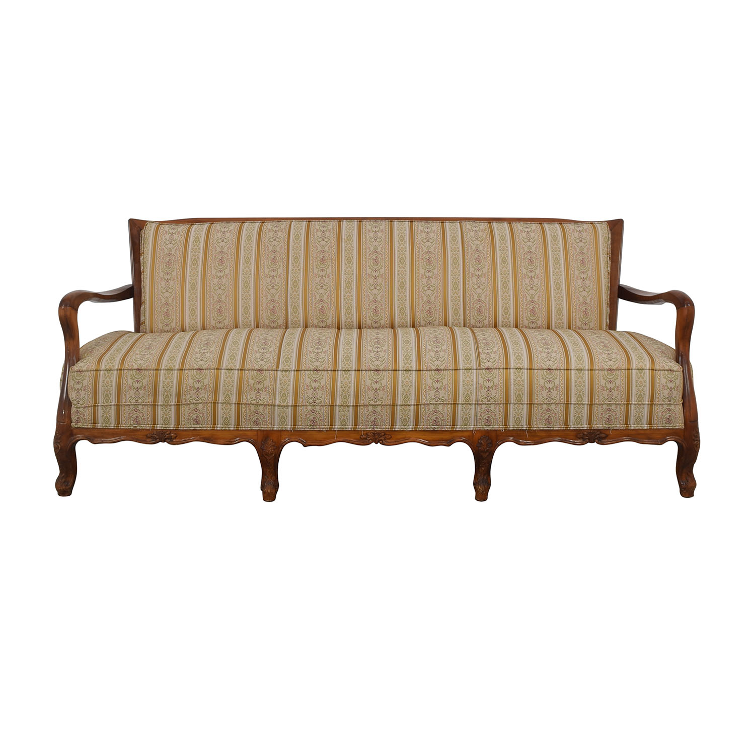Sheraton Sheraton Cabriole Sofa on sale
