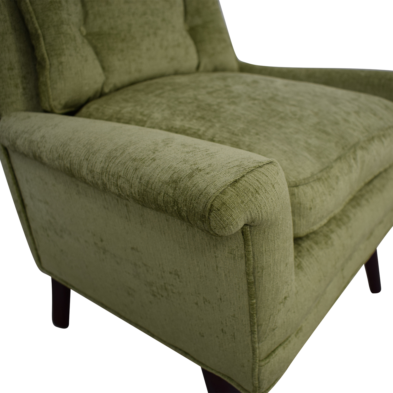 Stonebrook Interiors Stonebrook Interiors Mid Century Club Chair used