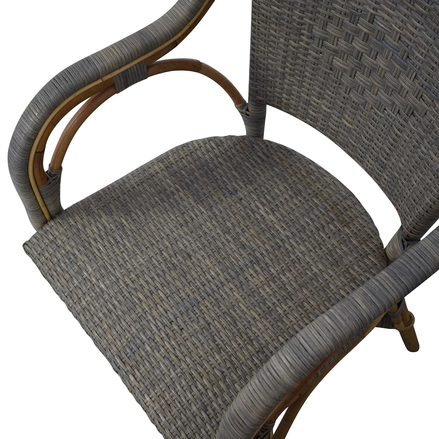 shop Serena & Lily Sunwashed Riviera Armchairs Serena & Lily Dining Chairs