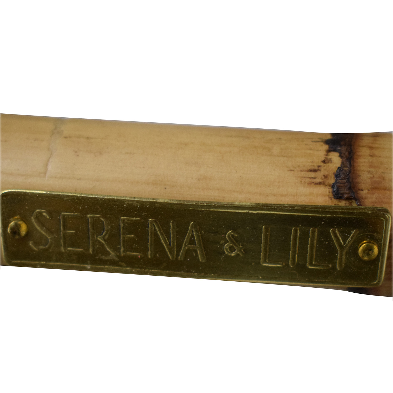 Serena & Lily Serena & Lily Sunwashed Riviera Armchairs nyc