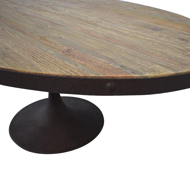 LexMod LexMod Drive Oval Dining Table