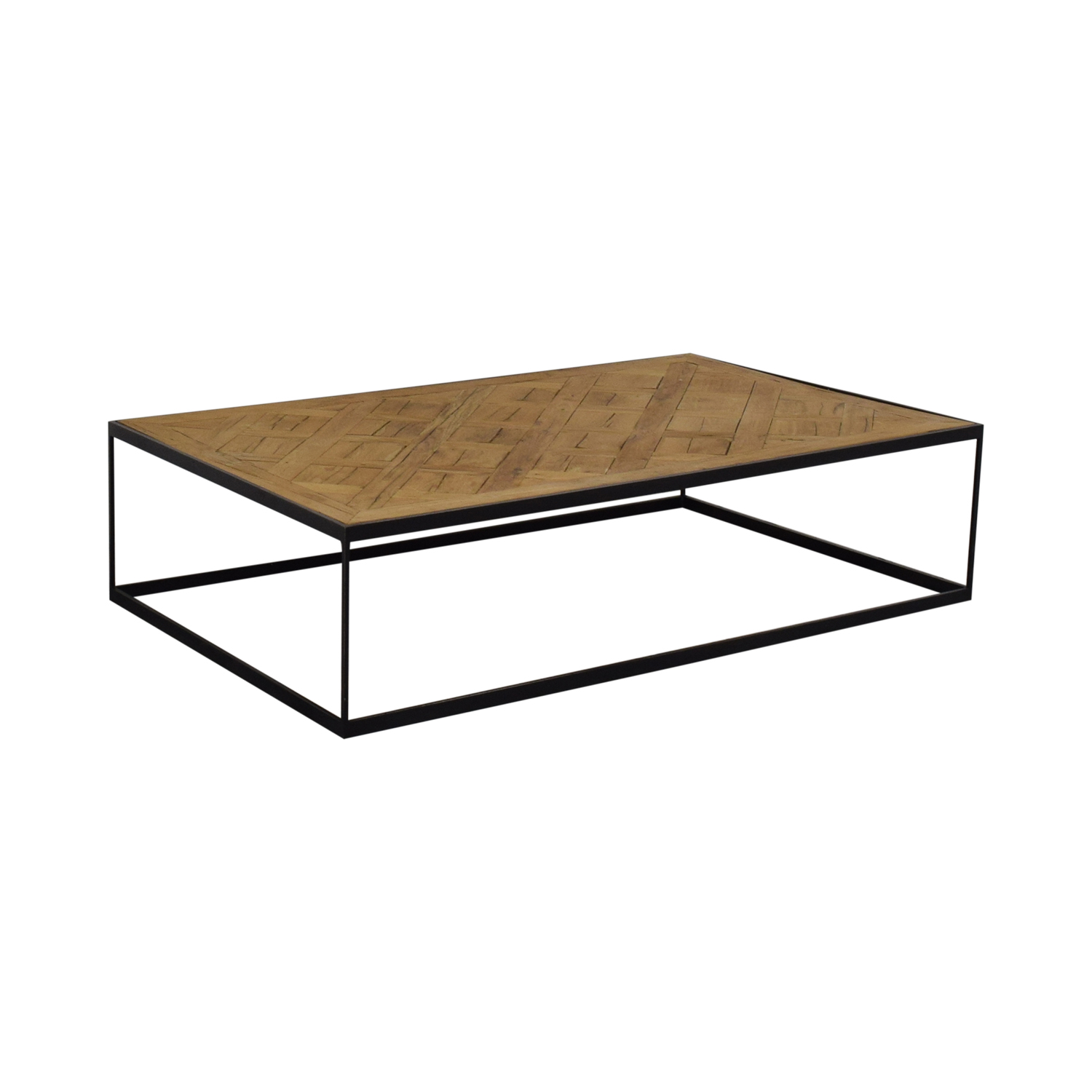 buy Restoration Hardware Square Coffee Table Restoration Hardware Tables