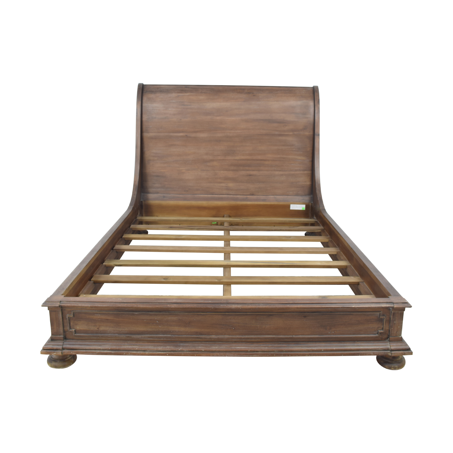 Restoration Hardware Restoration Hardware St. James Sleigh Bed for sale