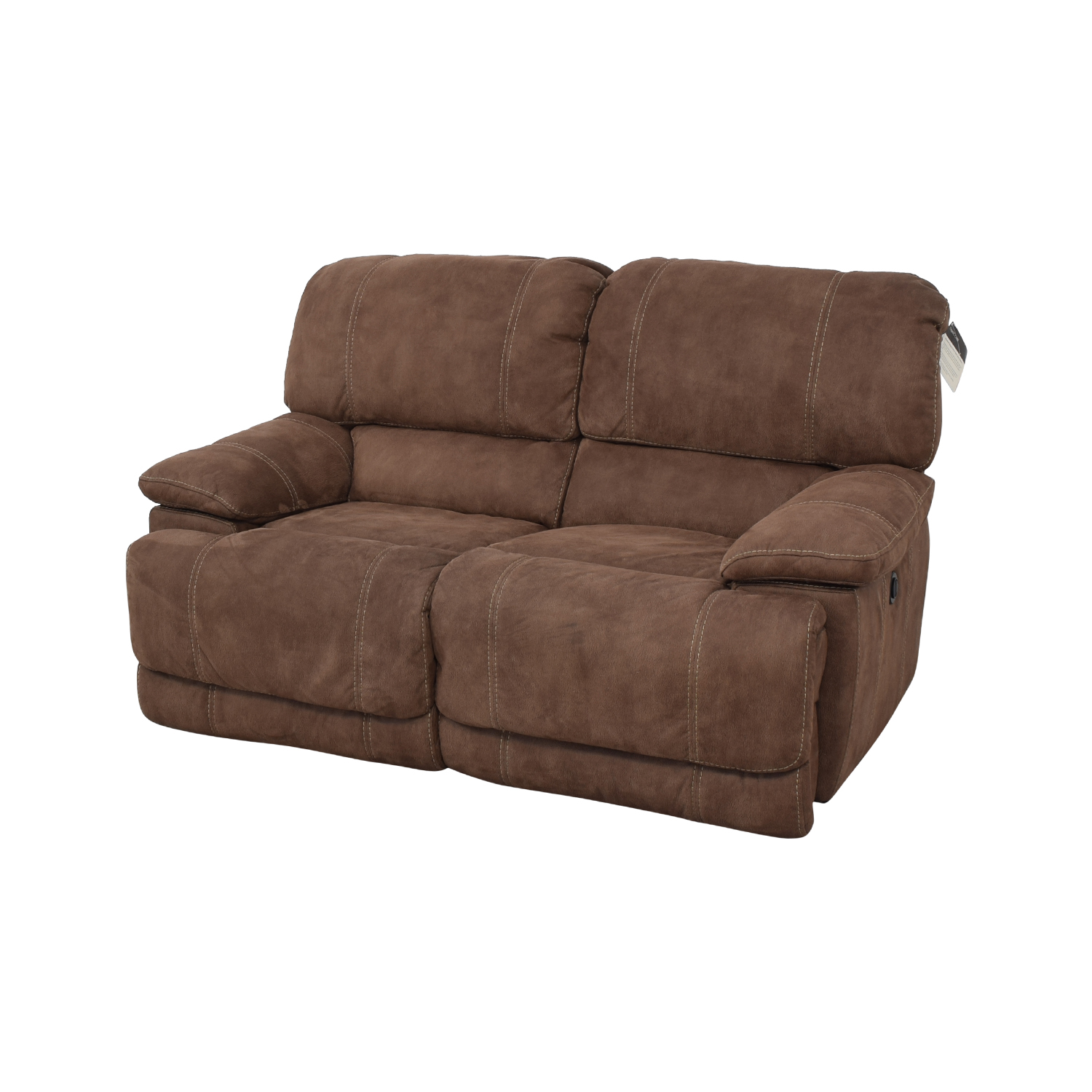 79 Off Macy S Recliner Loveseat Sofa Chairs