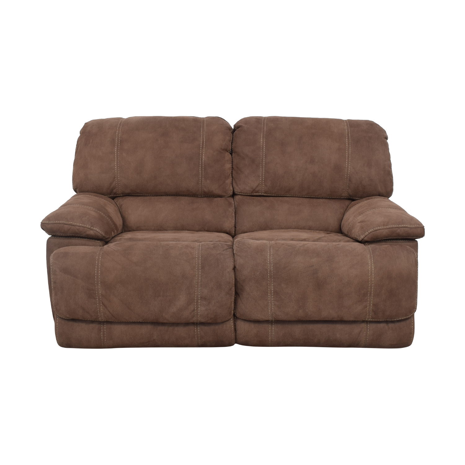Macy's Macy's Power Recliner Loveseat Sofa used