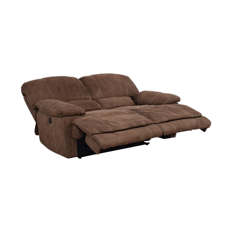 Macy's Macy's Power Recliner Loveseat Sofa
