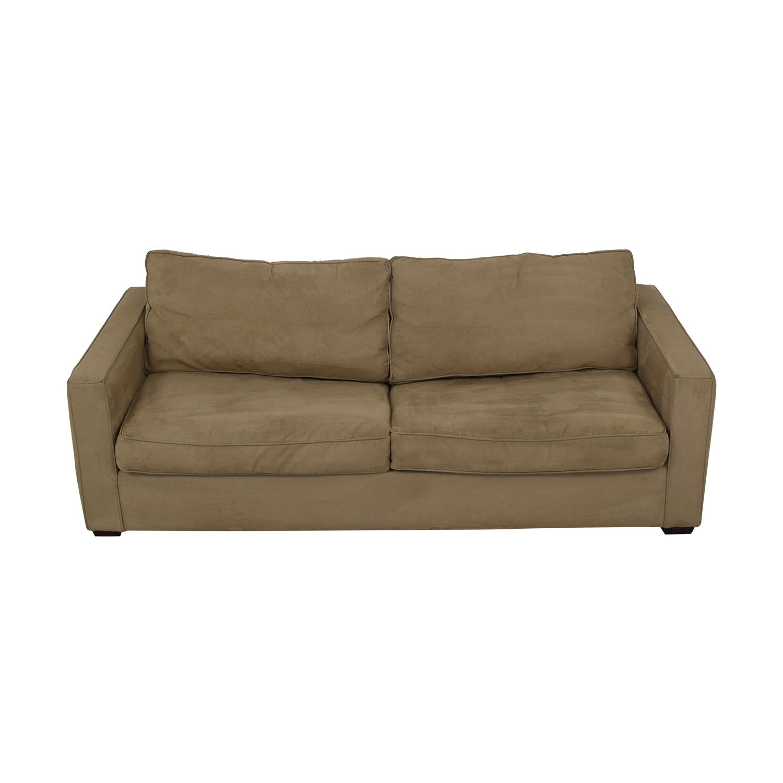 Crate & Barrel Crate & Barrel Queen Sleeper Sofa discount