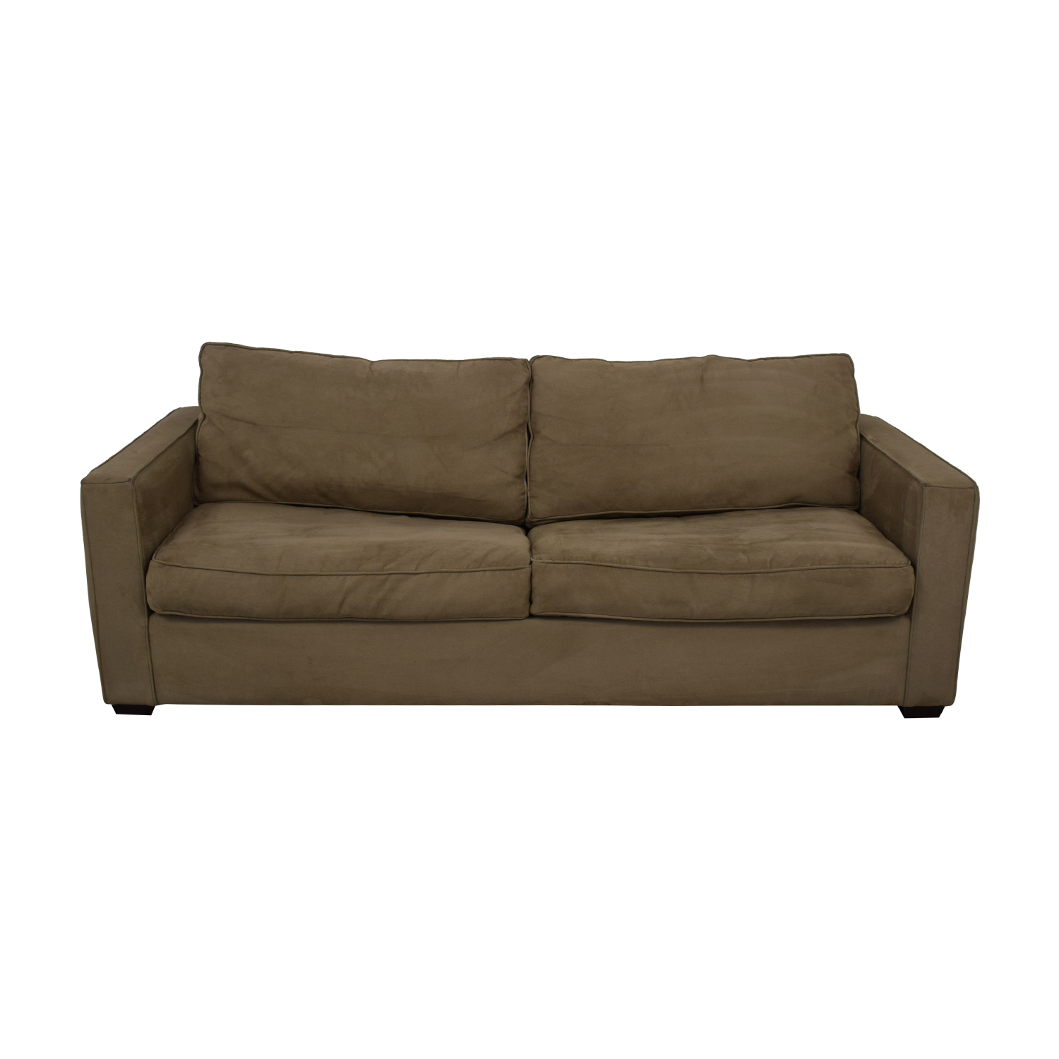 Crate & Barrel Queen Sleeper Sofa Crate & Barrel