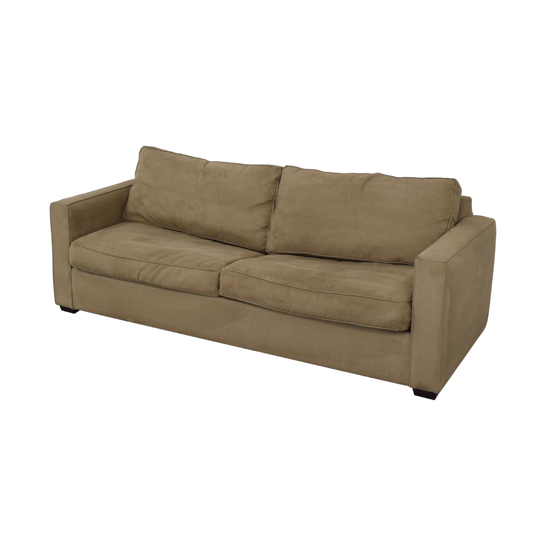Crate & Barrel Crate & Barrel Queen Sleeper Sofa