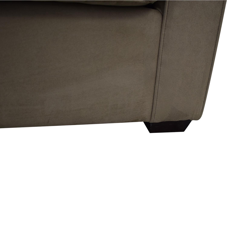 Crate & Barrel Crate & Barrel Queen Sleeper Sofa for sale