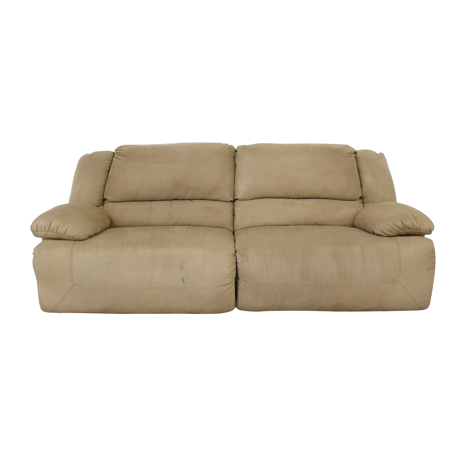 shop Ashley Furniture Ashley Furniture Hogan Reclining Sofa online