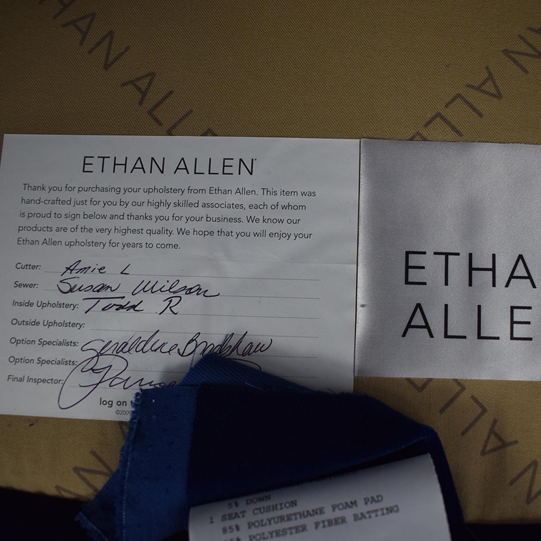 shop Ethan Allen Suzette Chair Ethan Allen