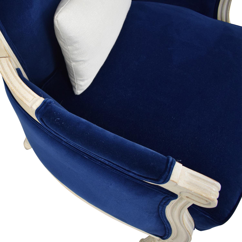buy Ethan Allen Suzette Chair Ethan Allen Accent Chairs