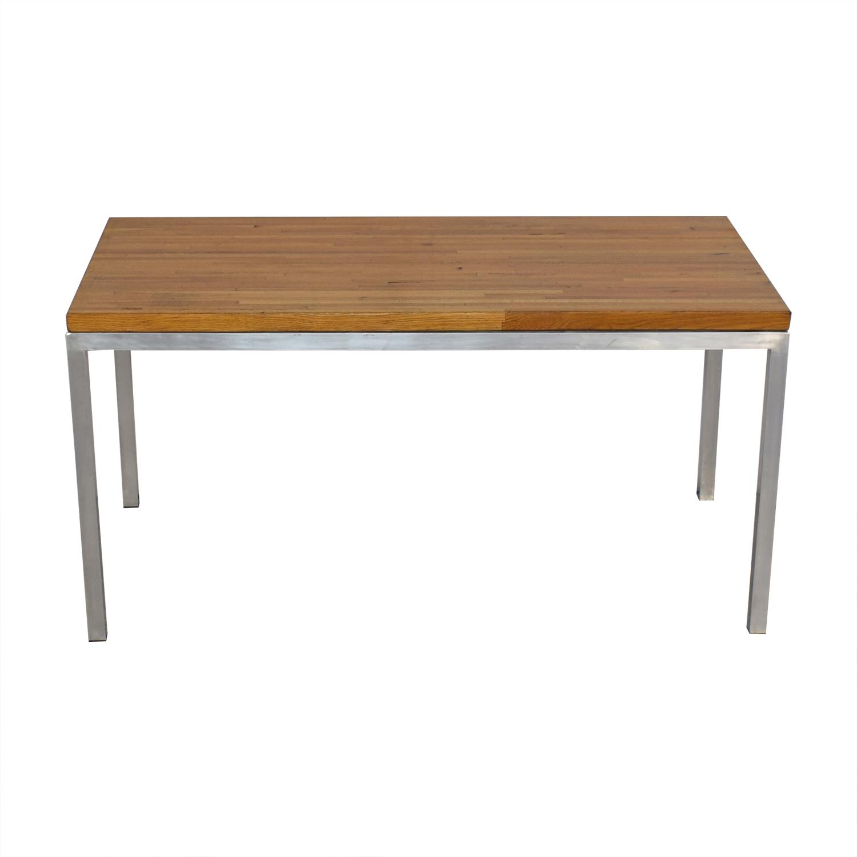 shop Room & Board Portica Table Room & Board Accent Tables