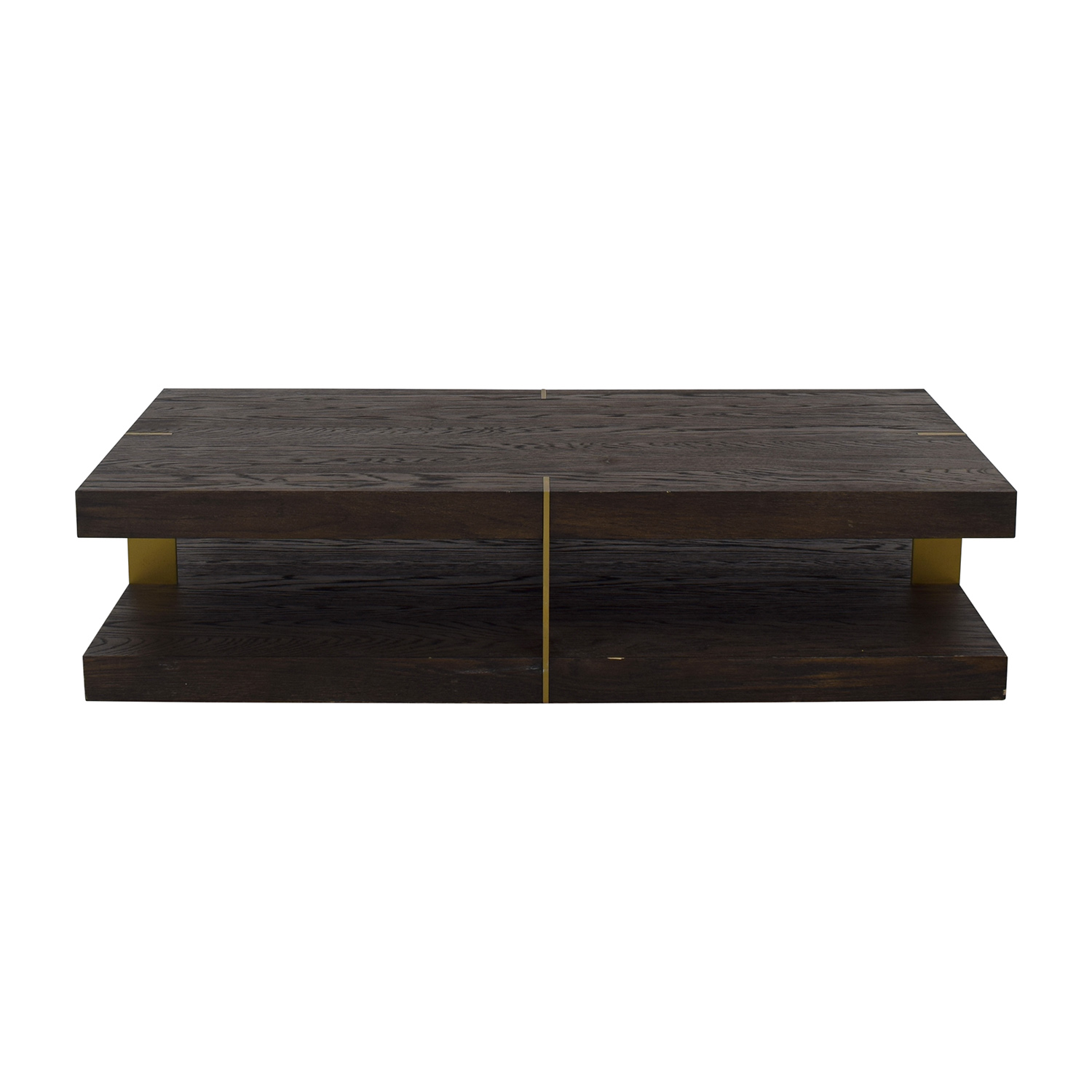 Restoration Hardware Restoration Hardware Verrazano Rectangular Coffee Table Tables