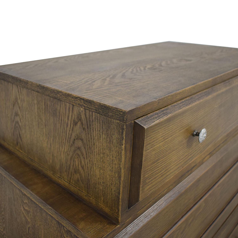 Restoration Hardware Restoration Hardware Solid Wood Dresser