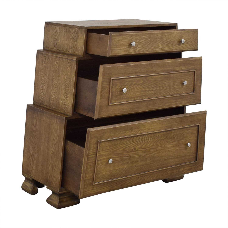 Restoration Hardware Solid Wood Dresser Restoration Hardware