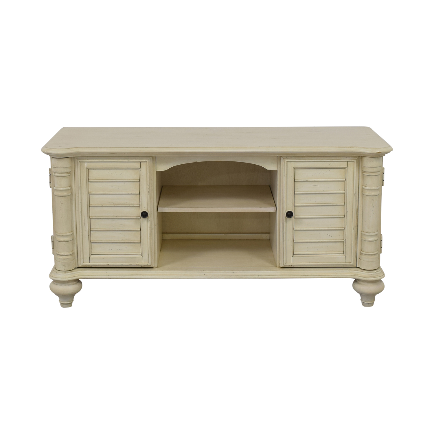 Media Console with Cabinets nyc