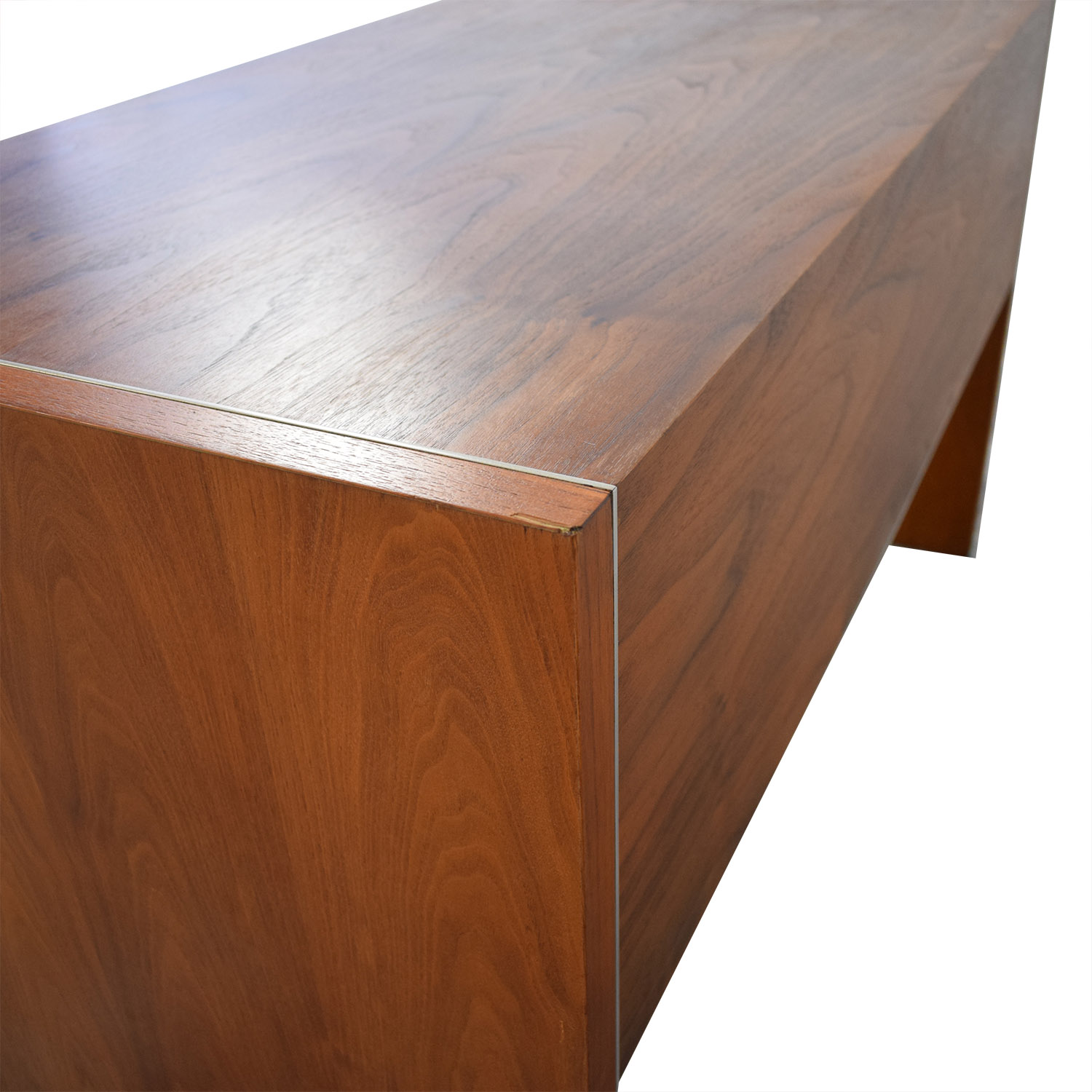 Glenn of California Baron Walnut Desk sale