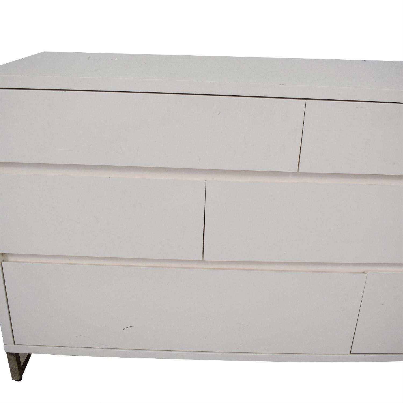 West Elm West Elm Hudson Six-Drawer Dresser for sale