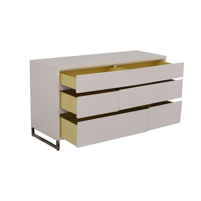 buy West Elm Hudson Six-Drawer Dresser West Elm Dressers