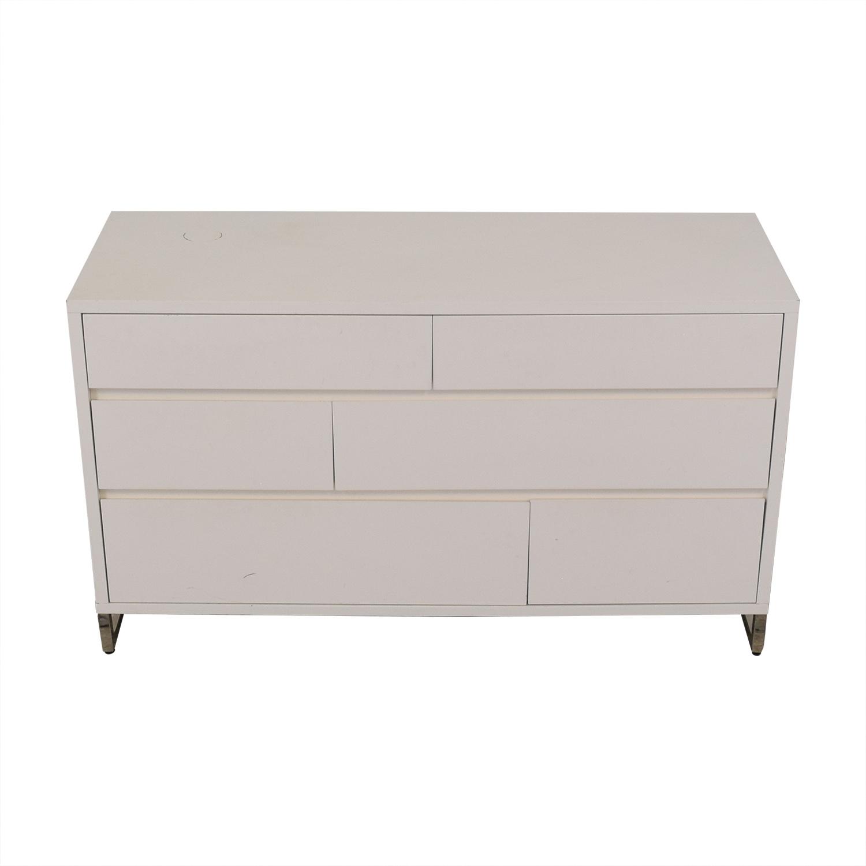 West Elm West Elm Hudson Six-Drawer Dresser discount