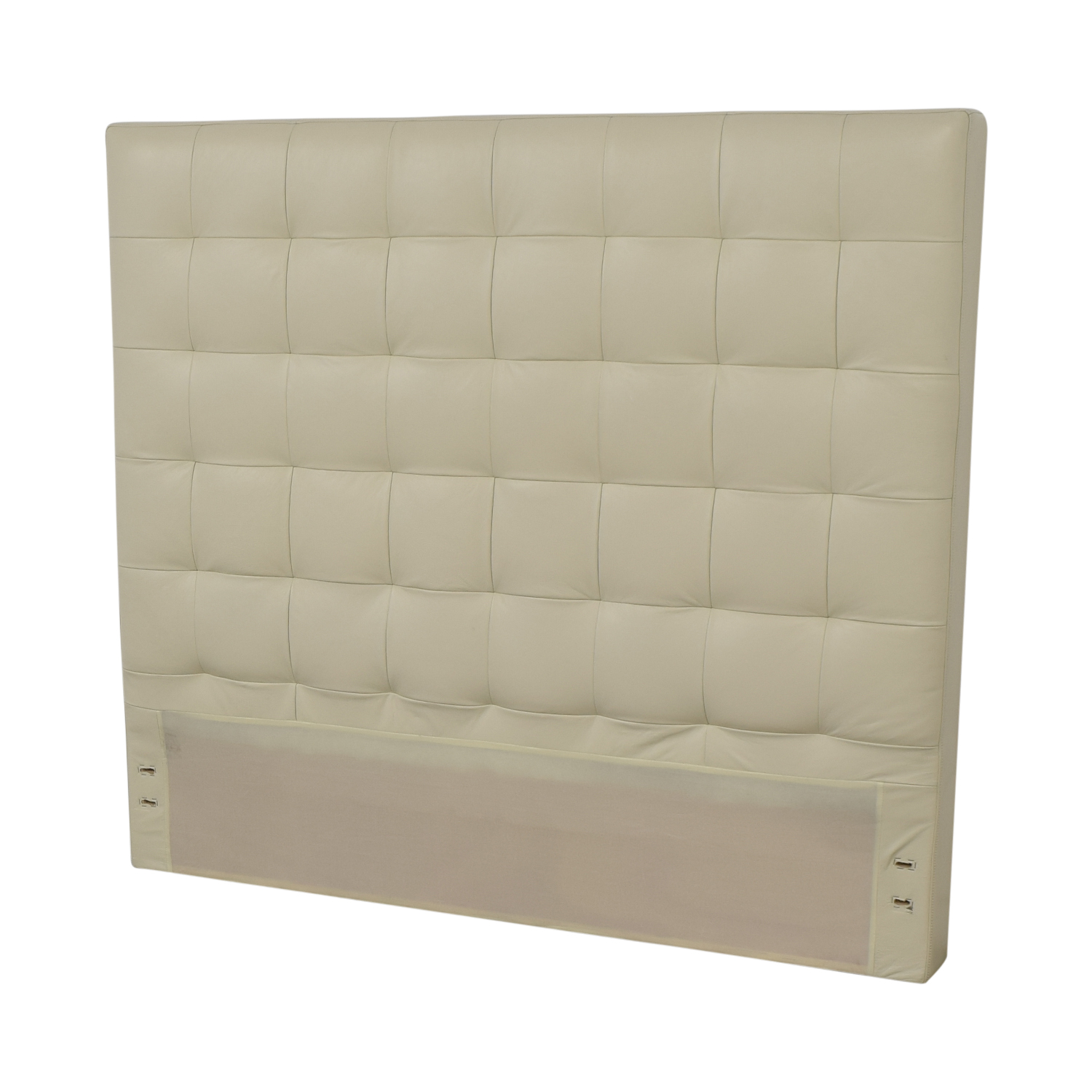 West Elm West Elm Tufted Headboard second hand