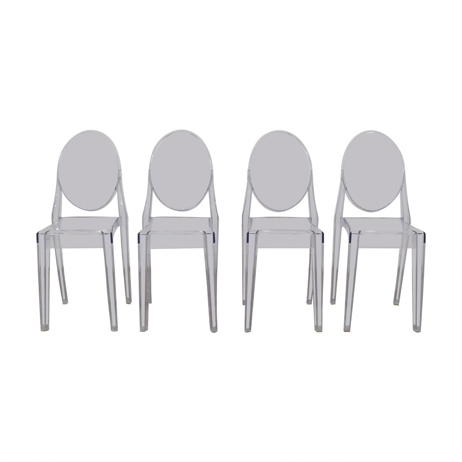 Rove Concepts Rove Concepts Victoria Ghost Side Chairs nj