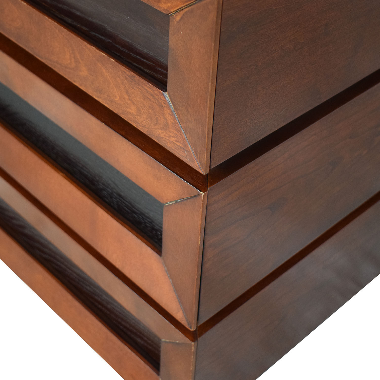 shop Crate & Barrel Crate & Barrel Side Table with Drawers online