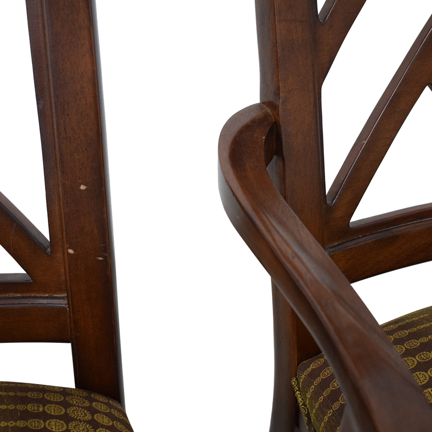Bernhardt Modern Upholstered Dining Chairs / Chairs