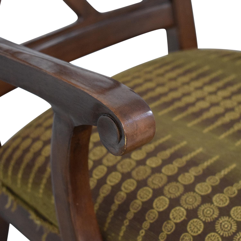 buy Bernhardt Modern Upholstered Dining Chairs Bernhardt Chairs