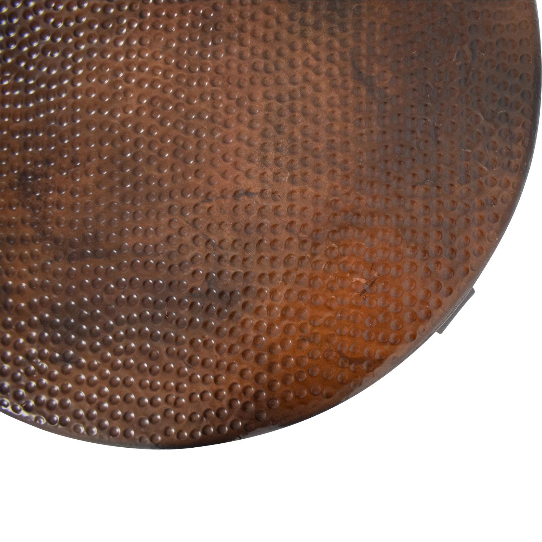 Macy's Macy's Coffee Table brown