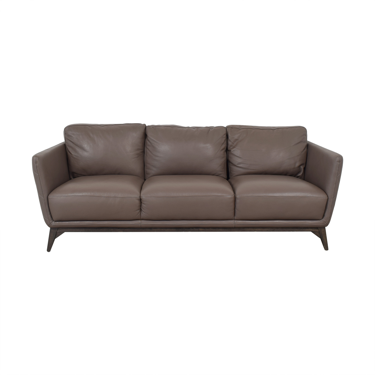 buy Macy's Modern Three Cushion Sofa Macy's Classic Sofas