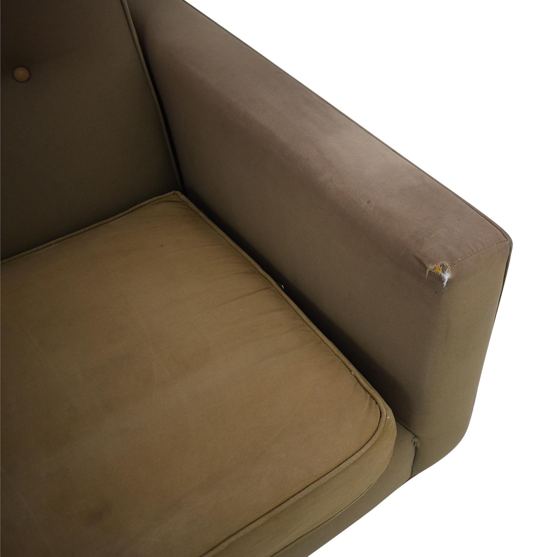 Design Within Reach Bantam Sofa sale