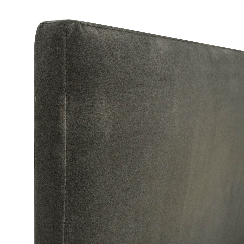 shop ABC Carpet & Home Upholstered Headboard ABC Carpet & Home