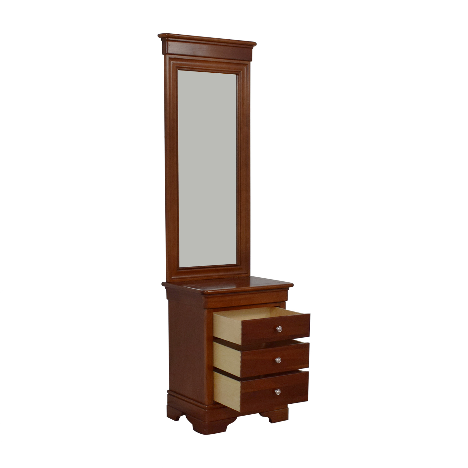 Stanley Furniture Stanley Furniture Nightstand with Mirror used