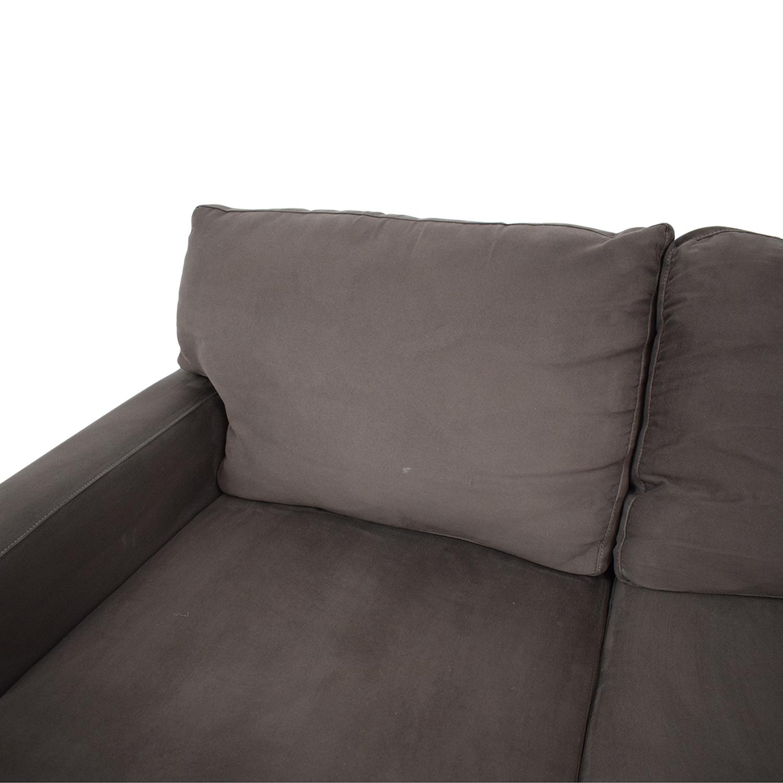 Raymour & Flanigan Raymour & Flanigan Sectional Sofa