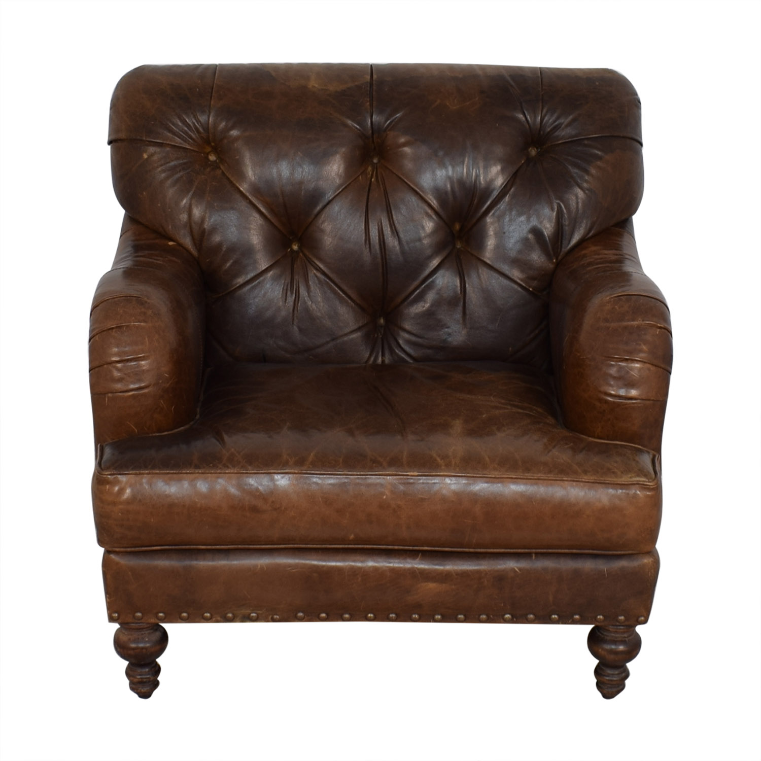 shop COCOCO Chesterfield Accent Chair COCOCO Chairs