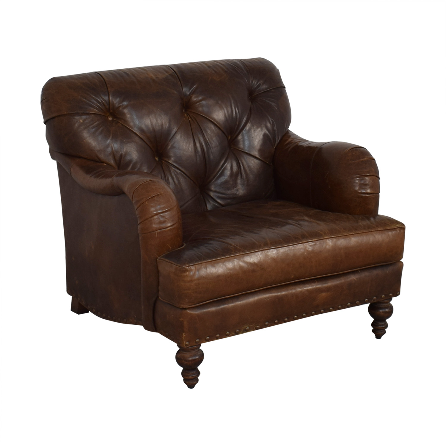 COCOCO COCOCO Chesterfield Accent Chair coupon