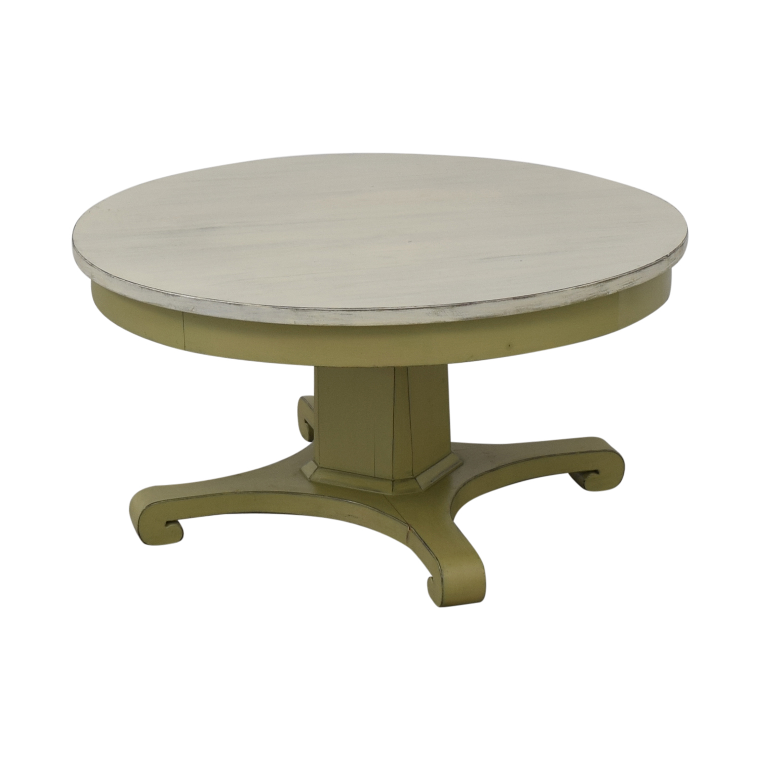 Domain Domain Round Coffee Table for sale