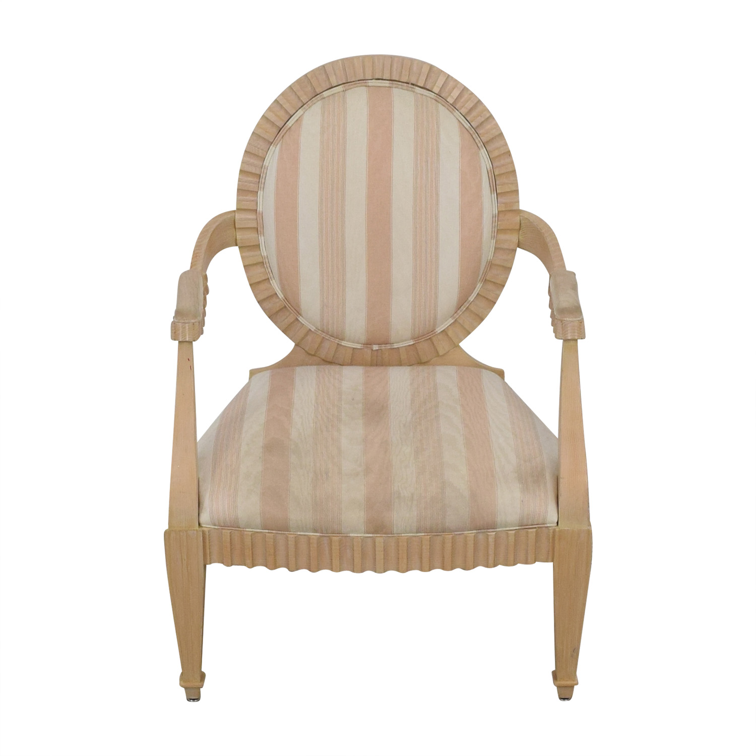 Donghia Donghia Grand Flute Occasional Lounge Chair multi