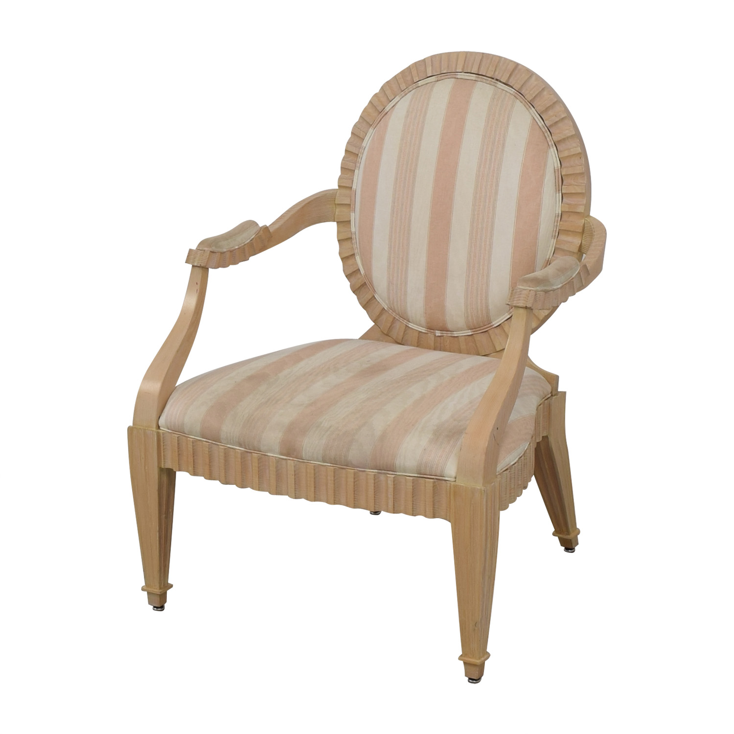 Donghia Donghia Grand Flute Occasional Lounge Chair
