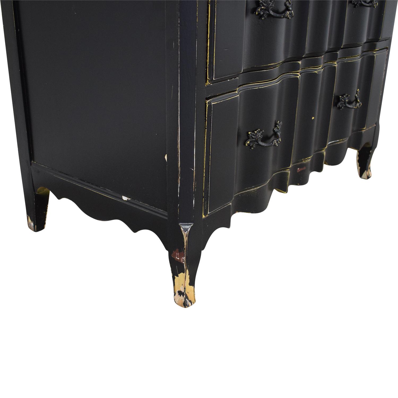Antique French Provincial Dresser discount