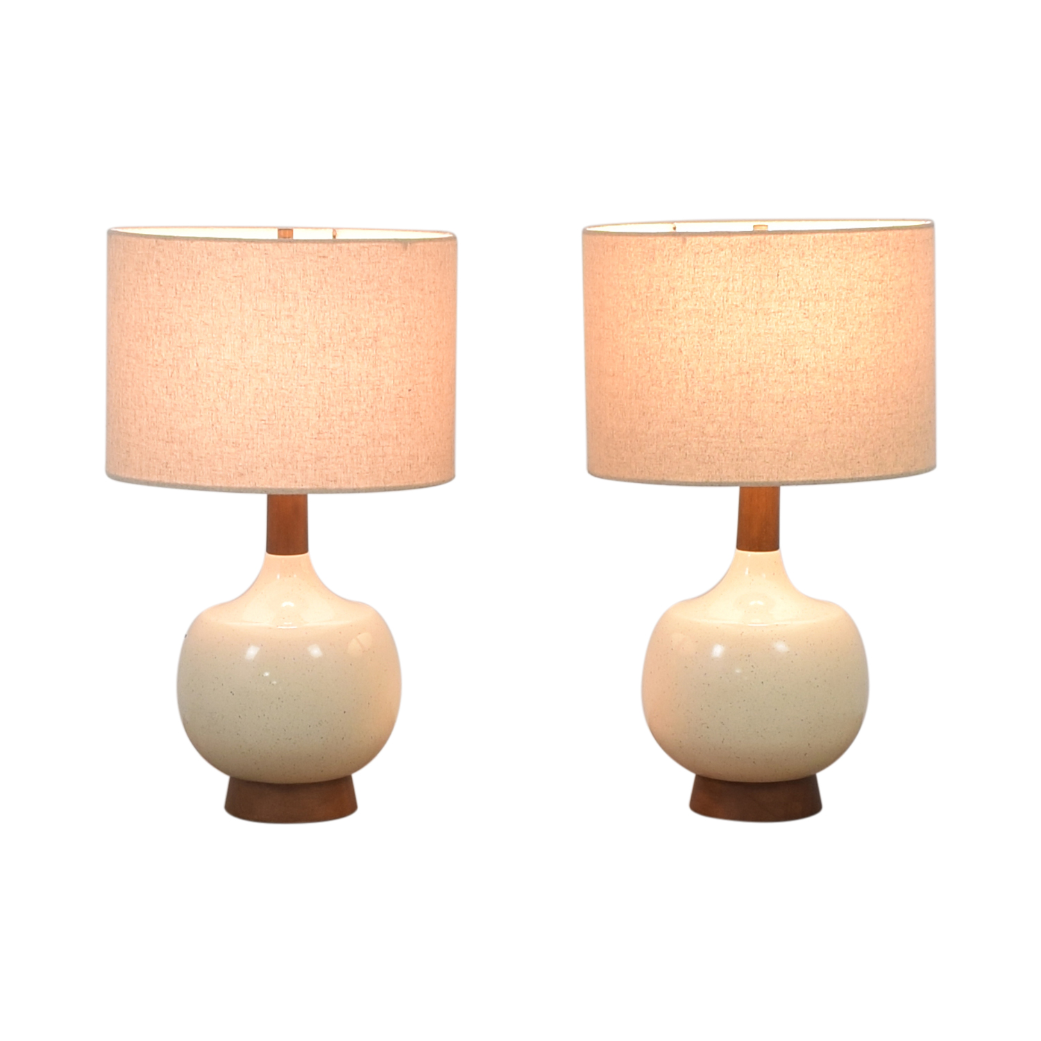West Elm West Elm Modernist Table Lamps