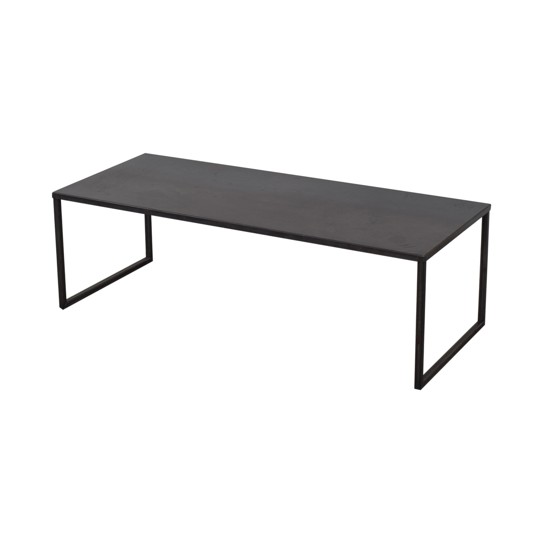 ABC Carpet & Home ABC Carpet & Home Flatiron Coffee Table grey
