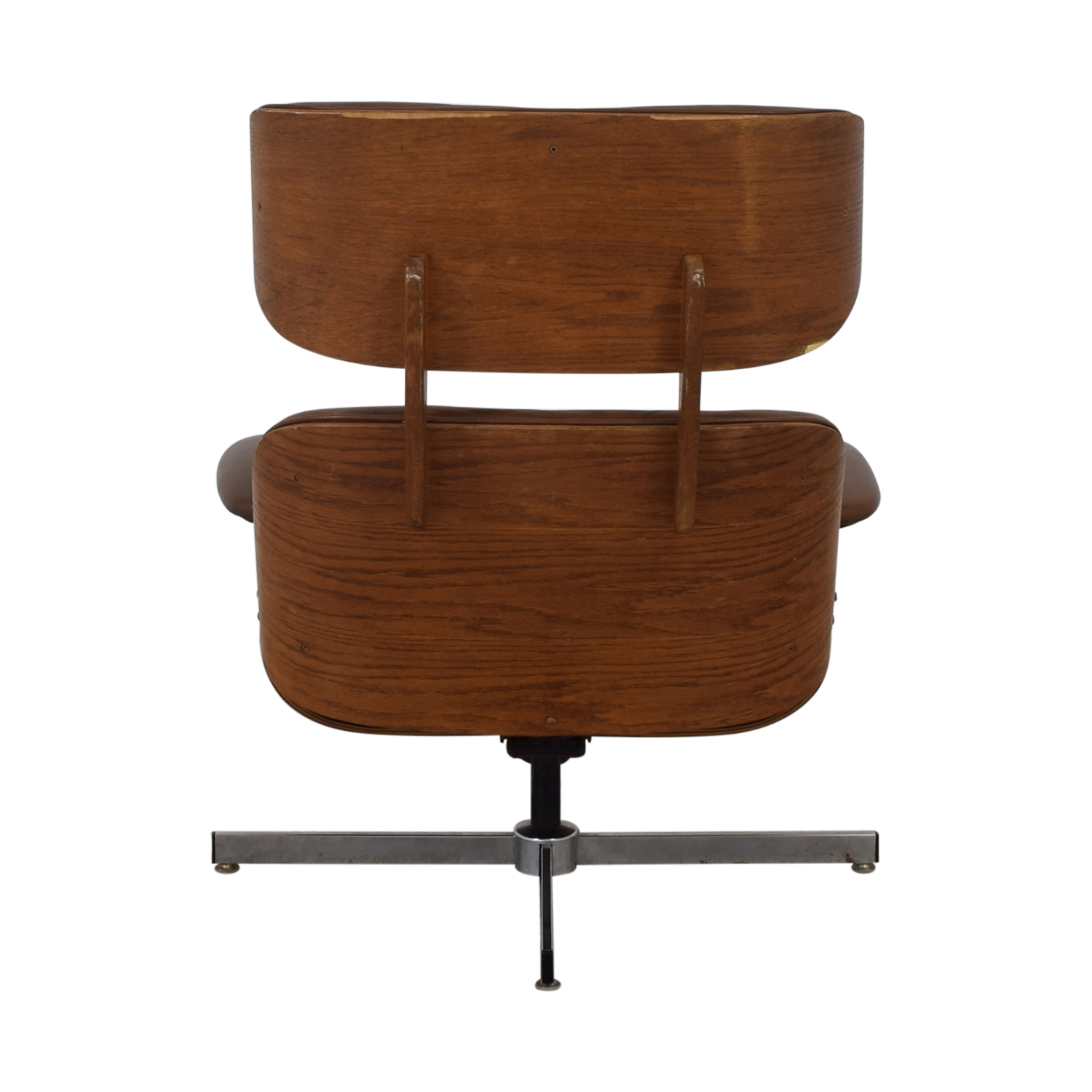 Astonishing 68 Off Charlton Replica Eames Chair Ottoman Chairs Customarchery Wood Chair Design Ideas Customarcherynet