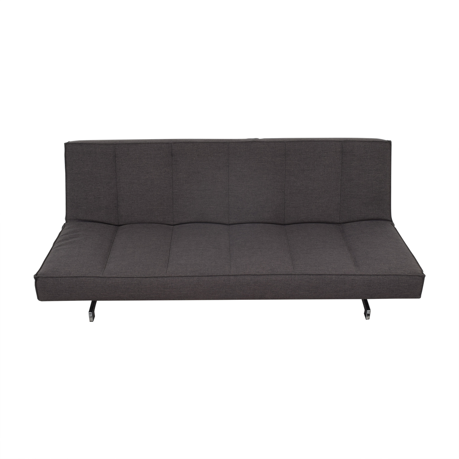 CB2 CB2 Flex Gravel Convertible Sofa Sofas