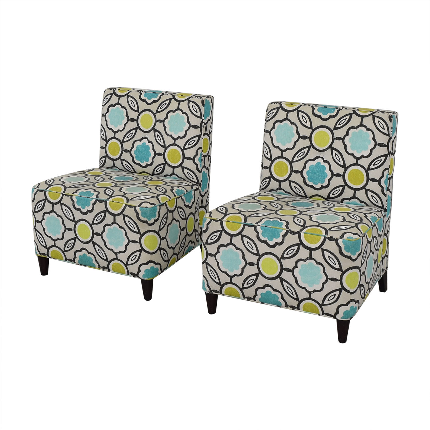 Stewart Furniture Stewart Furniture Armless Living Room Chairs coupon