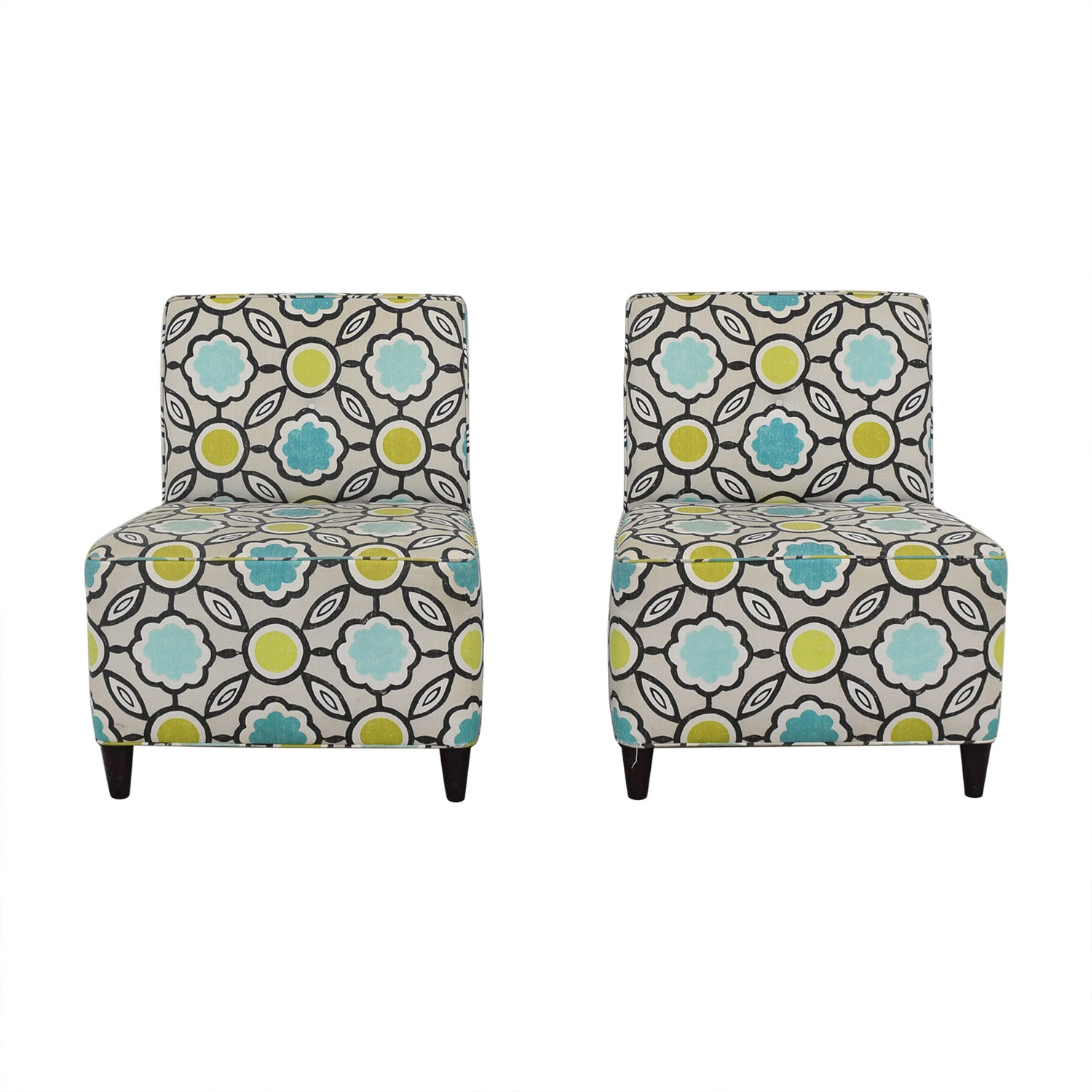 Stewart Furniture Stewart Furniture Armless Living Room Chairs Accent Chairs