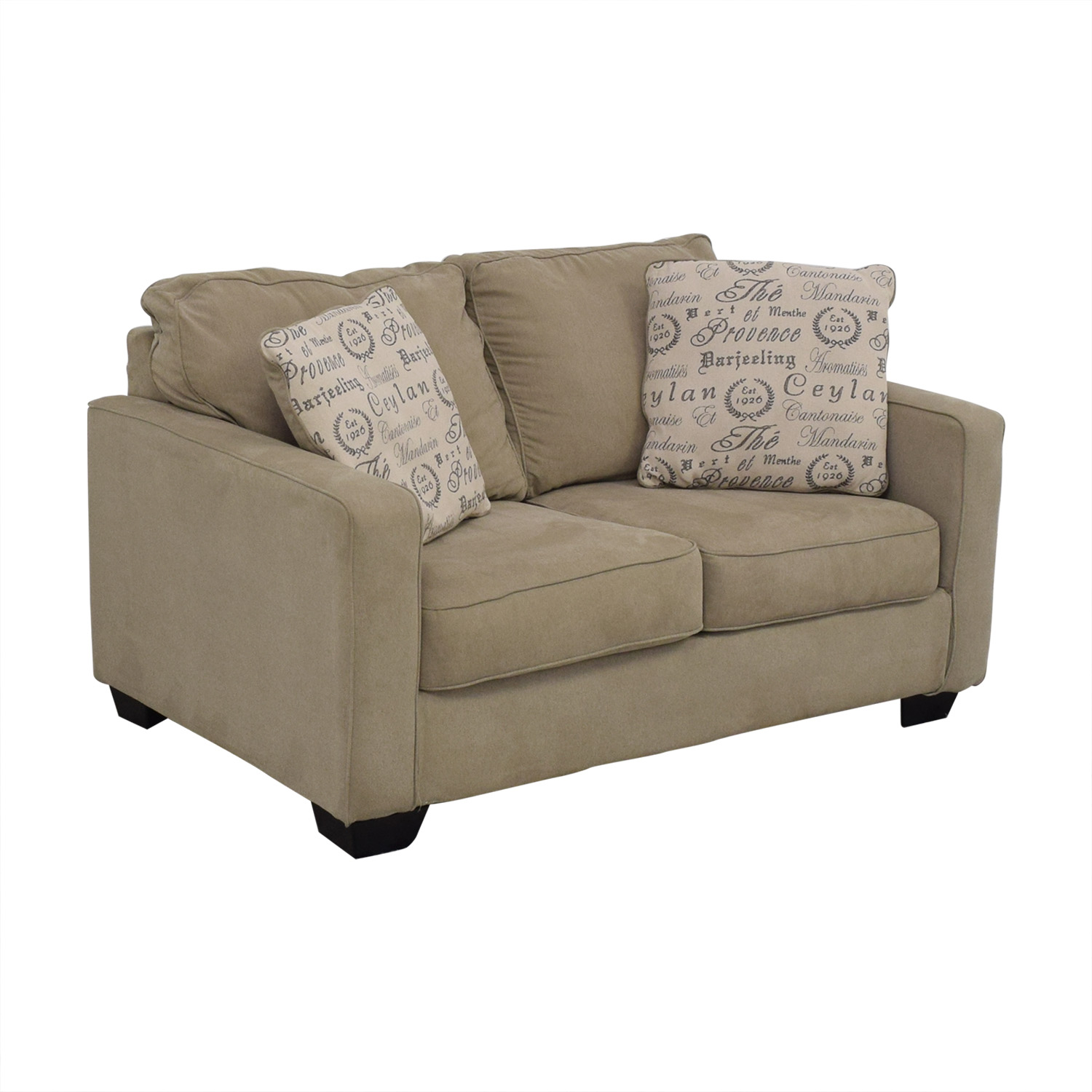 Jennifer Furniture Jennifer Furniture Alenya Loveseat Sofas